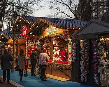 The North Devon Christmas Market