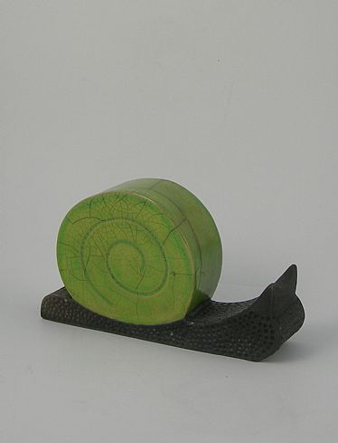 Snail - Lime Green