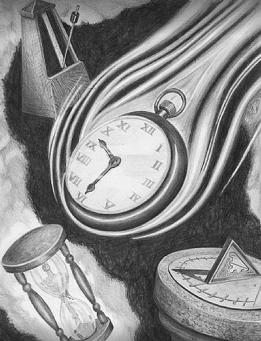 'Time'' - how much have we got?