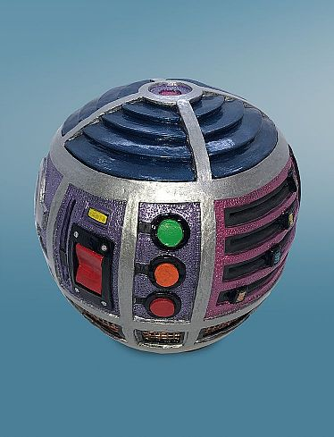 Space Orb Container 2020-II